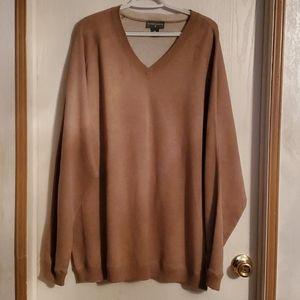 Saddlebred Men's Sweater, Size XXL